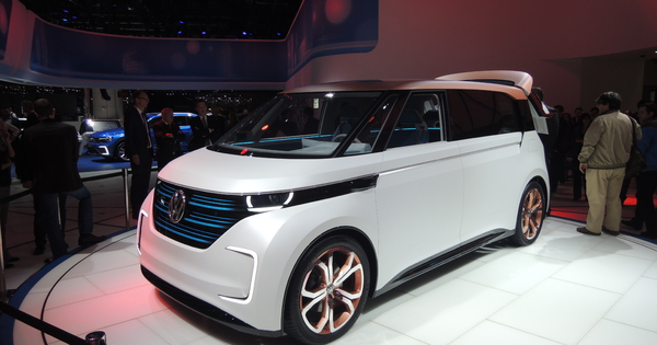 Volkswagen Budd E In Productie In 2019 Autogids