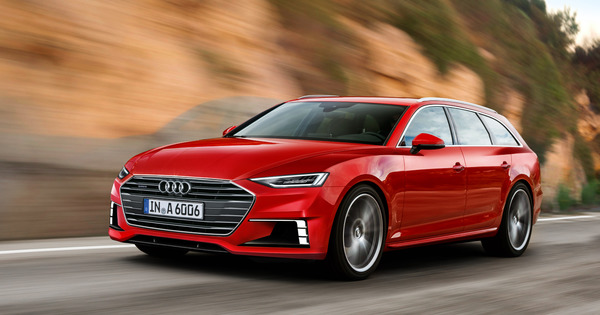 Audi A6 En A6 Avant 2017 Autogids