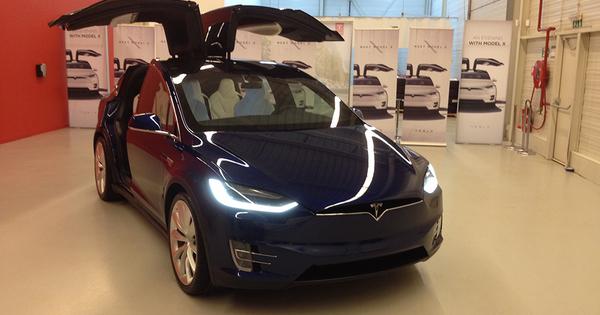 Tesla Nieuwe Modellen Autowereld