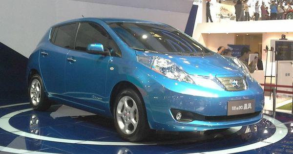 Nissan Goedkope Elektrische Auto S Voor China Autogids