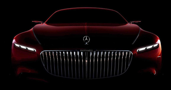 Pebble Beach 2016 Mercedes Maybach Coup 233 Concept Autowereld