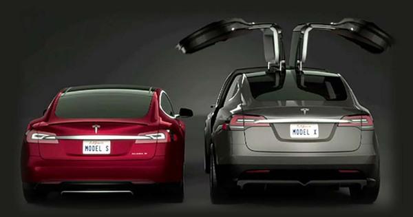 Tesla Model S En X 100d Bevestigd Autogids