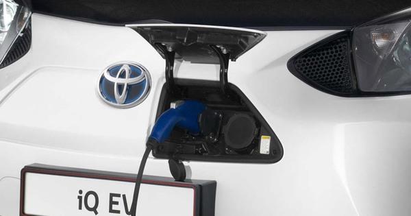 Toyota Elektrische Wagen Goedkoper Dan Hybride Autogids