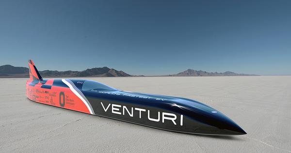 Venturi Vbb 3 Is S Wereld Snelste Elektrische Auto 576