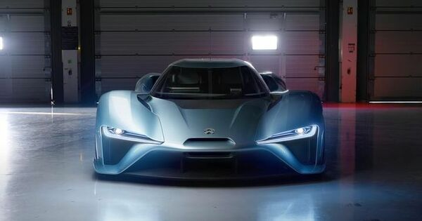 Nextev Nio Ep9 Is De Elektrische Supercar Die Tesla Mist