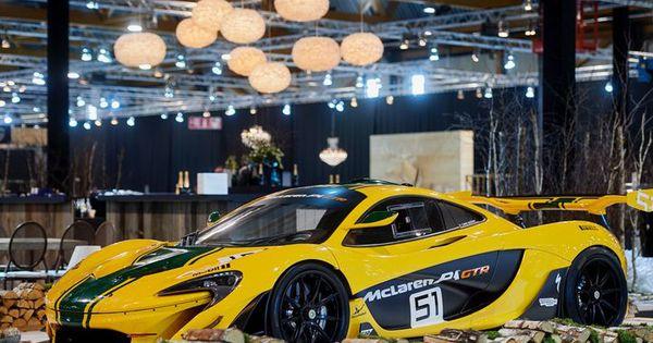 Dream Cars Om Het Salon In Luxe Af Te Sluiten Autogids