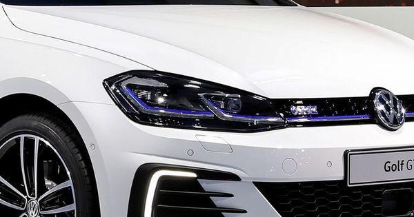volkswagen une solution hybride douce pour la golf viii moniteur automobile. Black Bedroom Furniture Sets. Home Design Ideas