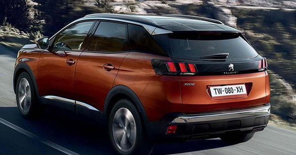 peugeot 3008 bient t une hybride de 300 ch moniteur automobile. Black Bedroom Furniture Sets. Home Design Ideas