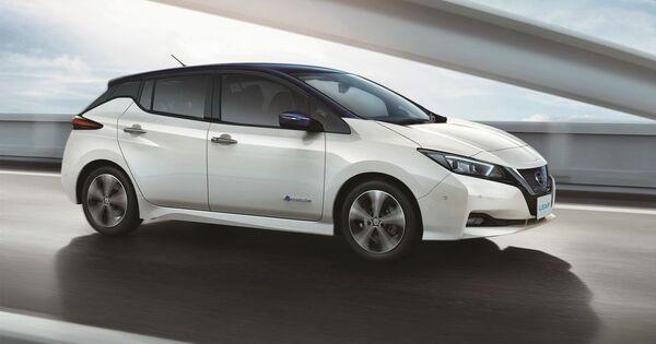 Nieuwe Nissan Leaf Zet In Op Elektrische Aandrijving