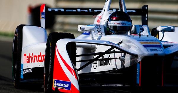 Belgische Bedrijven 233 N Piloot Naar Formule E Autowereld