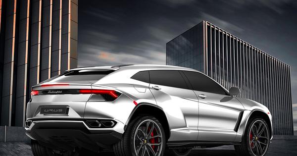 Lamborghini Urus in cijfers: vermogen, topsnelheid, gewicht,  - AutoWereld