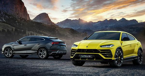 Lamborghini Urus Is Een Supercar In Suv Outfit Autowereld