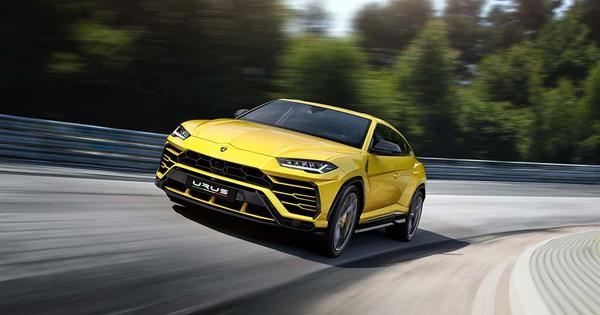 Lamborghini Urus De Snelste Der Suv S Autogids