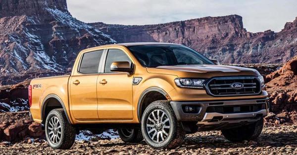 Naias 2018 Ford Ranger Trekt Naar Amerika Autogids