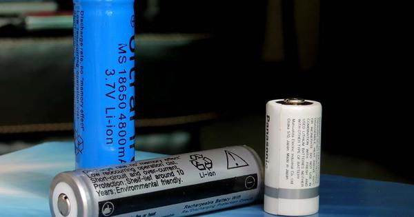 Batterijen Kobalt Vervangen Door Mangaan En Andere