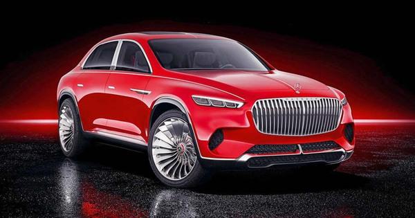 Mercedes Maybach Vision Ultimate Luxury Meer Dan Een