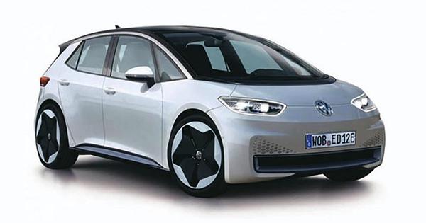 Vw Id Concept Ev Gaat In Productie Als Volkswagen Neo