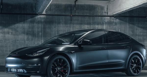 Tesla Verklapt Specs 233 N Prijs Van De Model 3 Performance