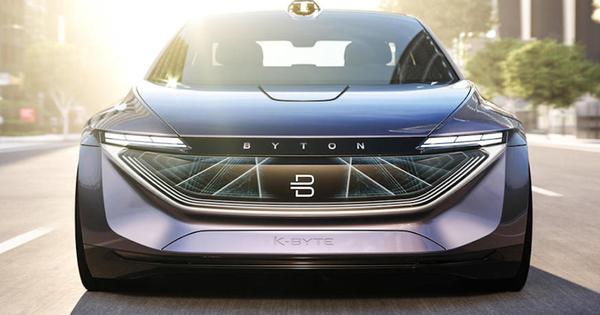 Byton K Byte Is Elektrisch Heeft Level 4 En Komt In 2021
