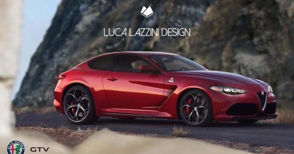 Is Dit De Nieuwe Alfa Romeo Gtv Autowereld