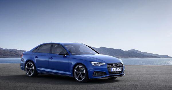 Audi A4 Poedert Neus En Kont Bij Autogids