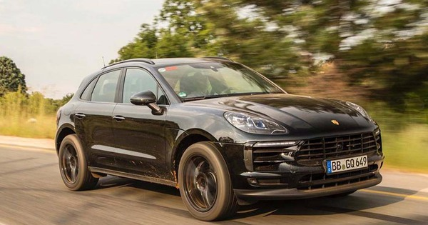 Porsche Macan 2019 Klaar Voor Lancering Autogids