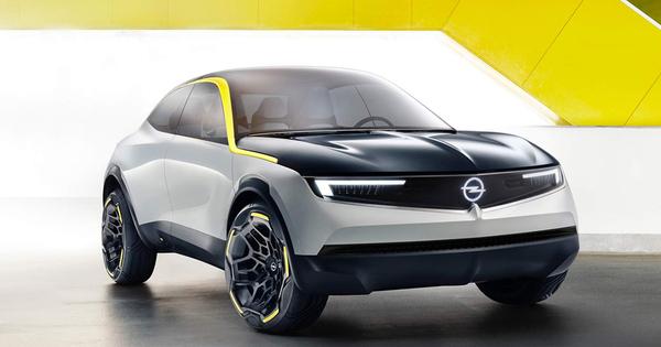 Opel Nieuwe Modellen 2019 2021 Autowereld