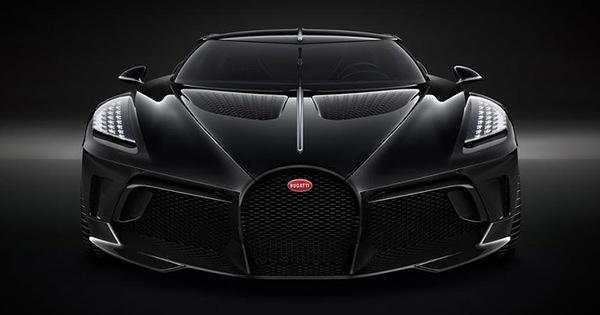 Bugatti La Voiture Noire De Allerduurste Autogids