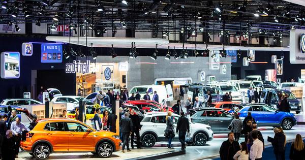 Leasing A BMW >> Autosalon Brussel: 10-19 januari 2020 + Dream Cars - AutoWereld