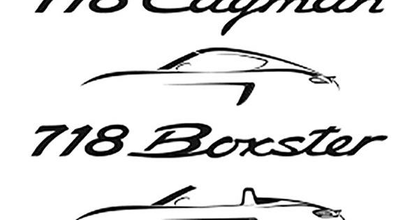 porsche 718 boxster  u0026 cayman  de eerste elektrische sportwagens
