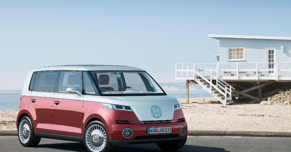 le vw microbus en production moniteur automobile. Black Bedroom Furniture Sets. Home Design Ideas