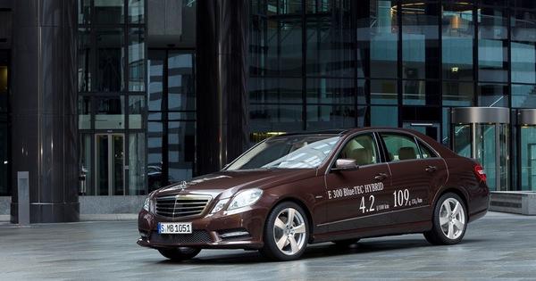 Mercedes E Klasse Hybrid Autogids