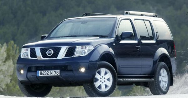 essai nissan pathfinder moniteur automobile. Black Bedroom Furniture Sets. Home Design Ideas