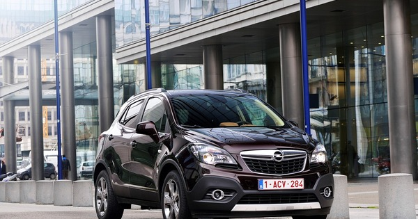 Specificaties Test Opel Mokka 1 4 T 4x4 Autogids