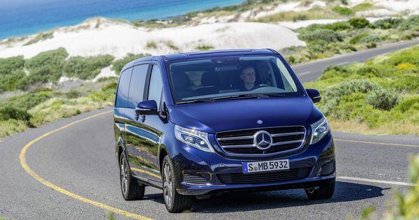 Test Mercedes V Klasse Autogids