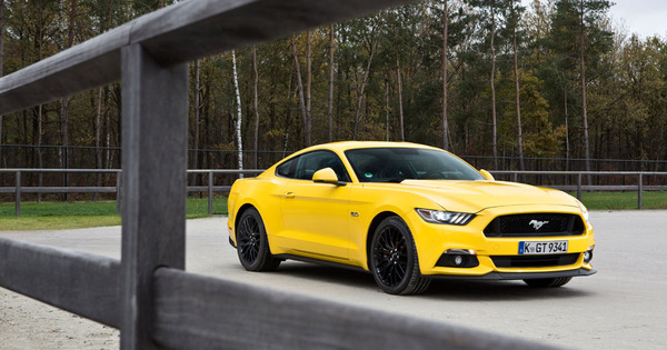 essai ford mustang fastback gt 2016 - moniteur automobile