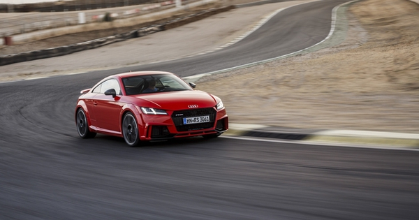 Test Audi Tt Rs 2016 Autowereld