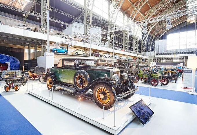 Musées automobiles : Autoworld (Bruxelles) #1