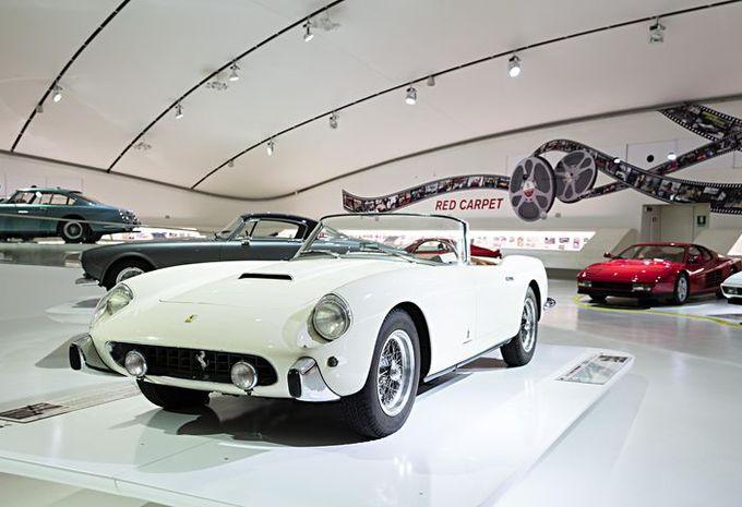 Les musées automobiles : les musées italiens – 1re partie #1