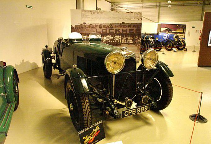 Les musées automobiles : les musées de sport automobile #1