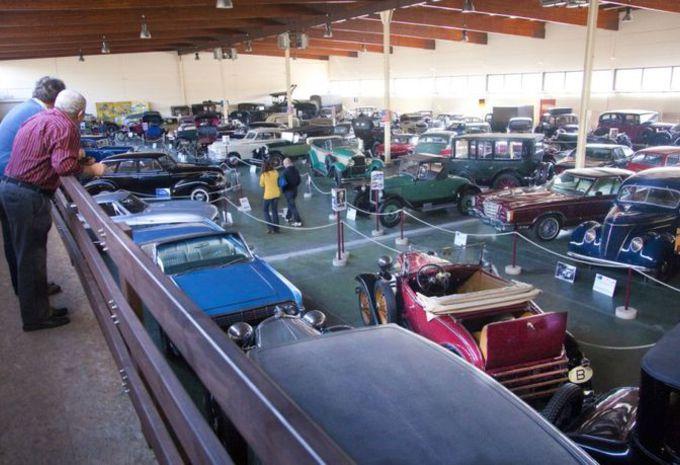 Les musées automobiles : musées du Benelux #1