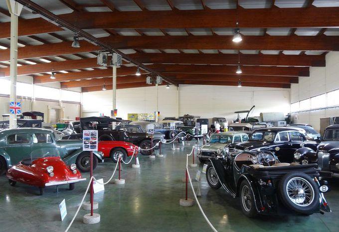 Musées automobiles : Mahymobiles (Leuze-en-Hainaut) #1
