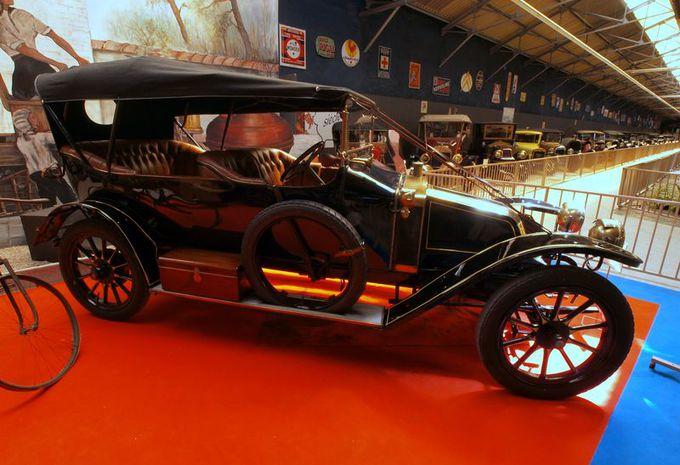 Musées automobiles : Musée Automobile Reims Champagne (Reims) #1