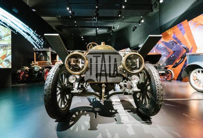 Musées automobiles : Museo Nazionale dell'Automobile (Turin) #1