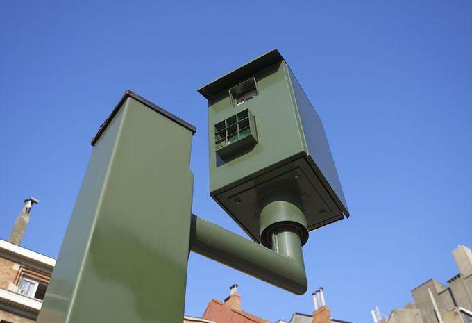 167 nouveaux radars sur les routes wallonnes #1