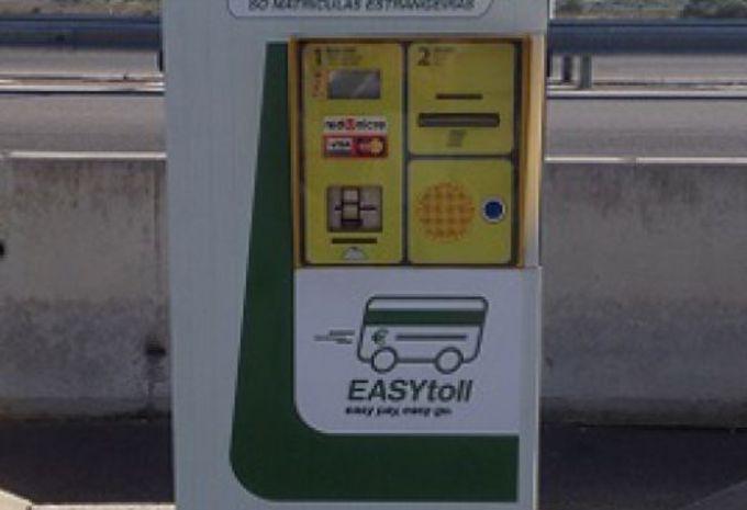 Carte Bleue Oubliee Peage.Conseils Peage Electronique Portugal Le Moniteur Automobile