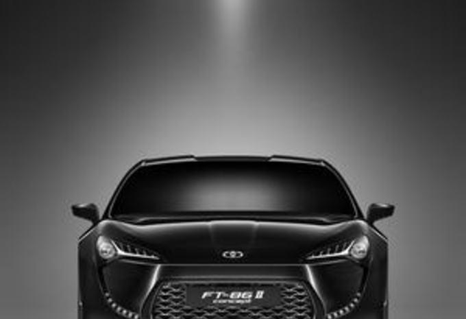 DE ANTI-TOYOTA: Toyota FT-86 II Concept #1