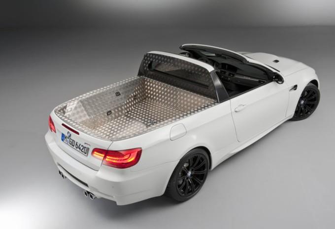 DE ABORTUSTAPES: Nooit uitgebrachte BMW M's #1