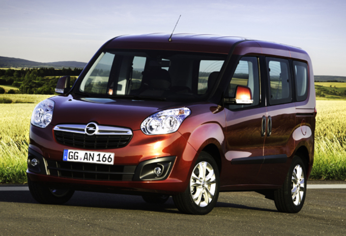 DOBLO-KLOON: Opel Combo #1
