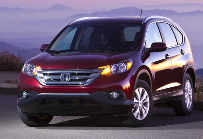 HELEMAAL NIEUW: Honda CR-V #1